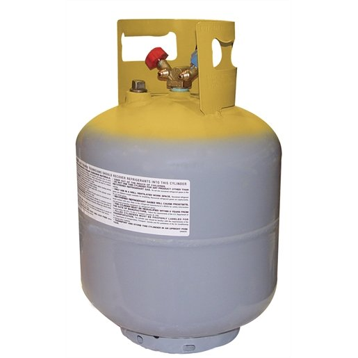 """50lb DOT tank without float and 1/2"""" acme"""
