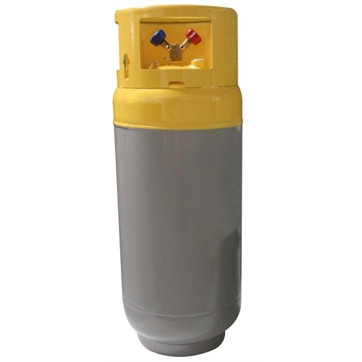 100 LB. DOT- APPROVED RECOVERY CYLINDER
