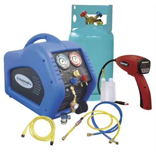 Complete Refrigerant Recovery system with 55100-R