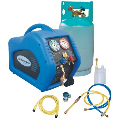 A/C COMPLETE RECOVERY SYSTEM W/30LB DOT TANK
