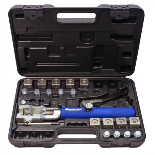 DOUBLE FLARE & METRIC BUBBLE FLARING TOOL SET