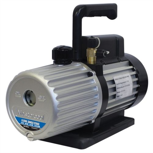 6.0 CFM SINGLE STAGE DEEP VACUUM PUMP