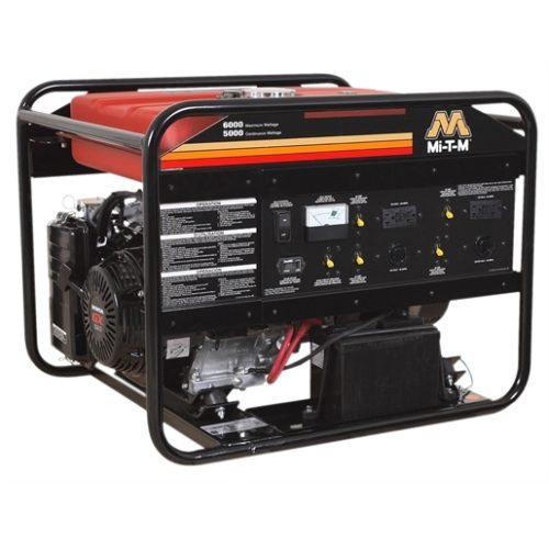 GENERATOR 13.0HP HONDA OHV 6000 W/ELECTRIC START