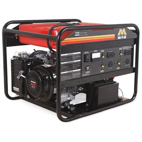GENERATOR 13.0 HP HONDA OHV 7500W ELECTRIC START