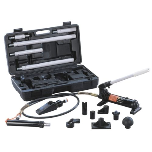 BODY REPAIR KIT 4 TON W/PLASTIC CASE