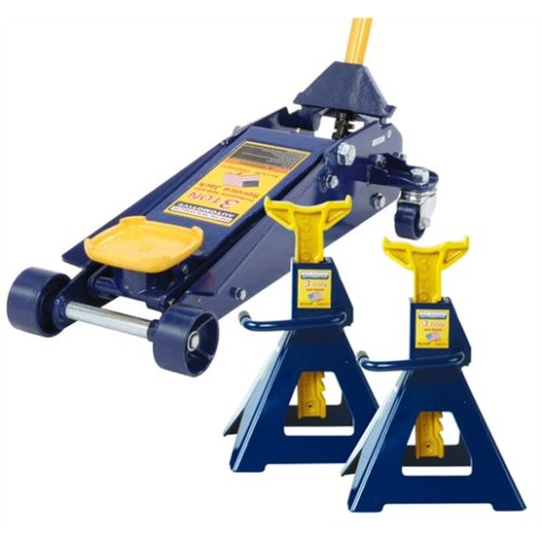 3 Ton Jack and Jack Stand Combination