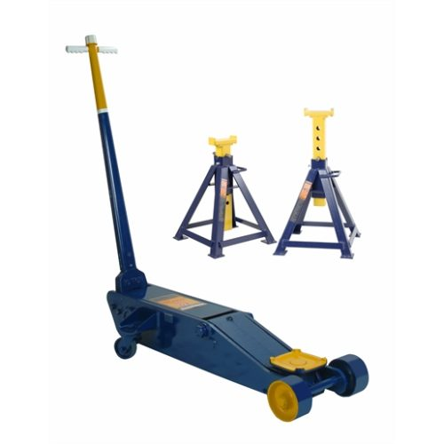 10 ton hydraulic service jack & jack stands