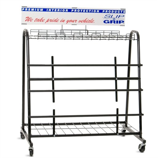 Black Floor Rack (Empty)