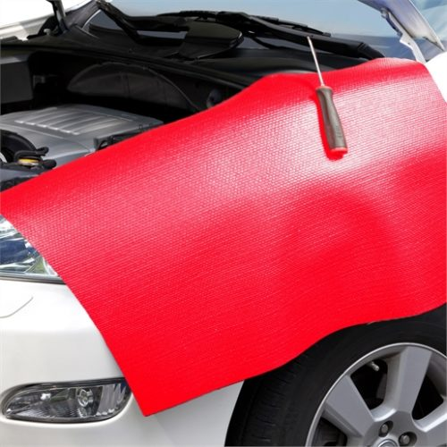 (10) PVC Fender Covers - Red