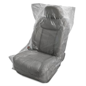 Blank Value Seat-Covers, 500/roll