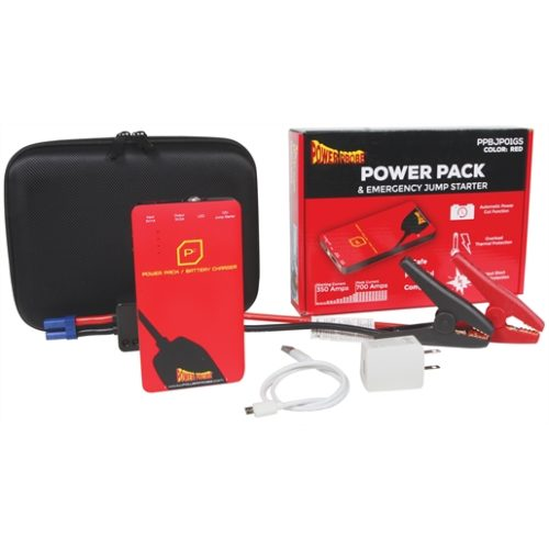 Power Probe Intelligent Power Pack & Jump Starter