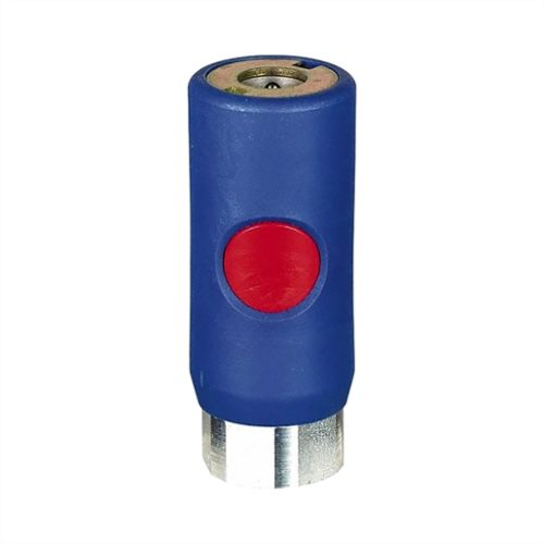 1/2FNPT COUPLER RED BUTTON
