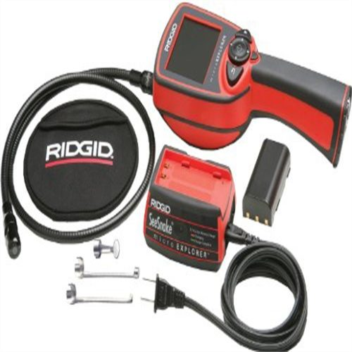 RIDGID microExplorer Digital Inspection Camera