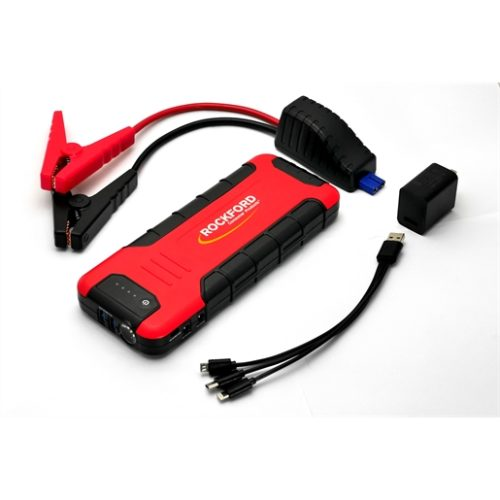 Third generation mini jump start packed with power