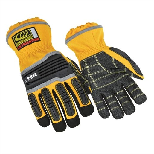 Extrication Gloves Yellow L