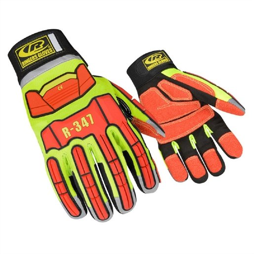 Rescue Gloves Hi-Vis XL