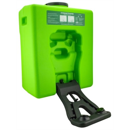 9-Gallon Portable Emergency Eyewash Station