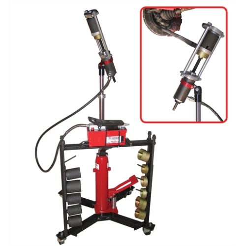 Mobile Hydraulic Press Tool with Air Pump