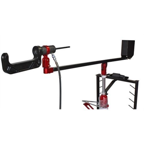 Mobile Hydraulic Press Ram Extension Arm