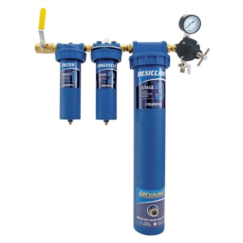 FILTER AIR / AIR DRYER 3 STAGE DESICCANT SYSTEM