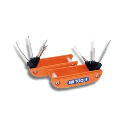 FOLD UP WIRE TERMINAL KIT 6PC