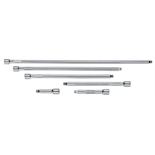 SOCKET EXTENSION SET 6PC 1/4IN. DRIVE