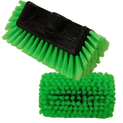 "5-Level Brush With 2.5"" Green Flagged"