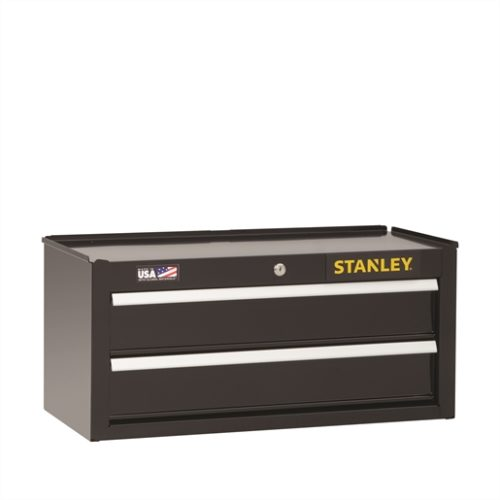 "Stanley 2-Drawer Middle Chest, 26.5"" x"