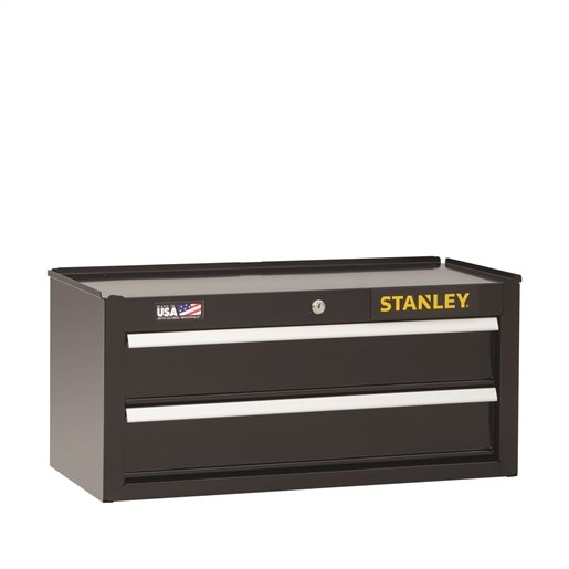 """Stanley 2-Drawer Middle Chest, 26.5"""" x"""