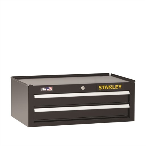 """Stanley 2-Drawer Middle Chest, 26"""" x 16"""