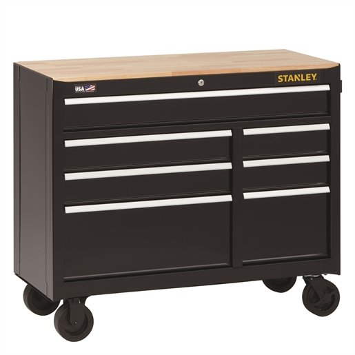 Stanley 7-Drawer Mobile Workbench, 41 in.,