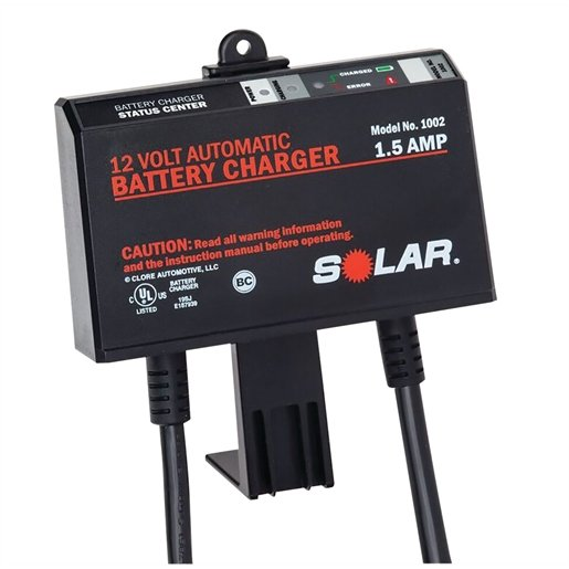 BATTERY CHARGER FOR MARINE / TRICKLE