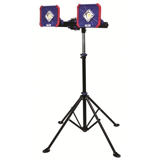 QUADPOD Lighting Stand with Bar