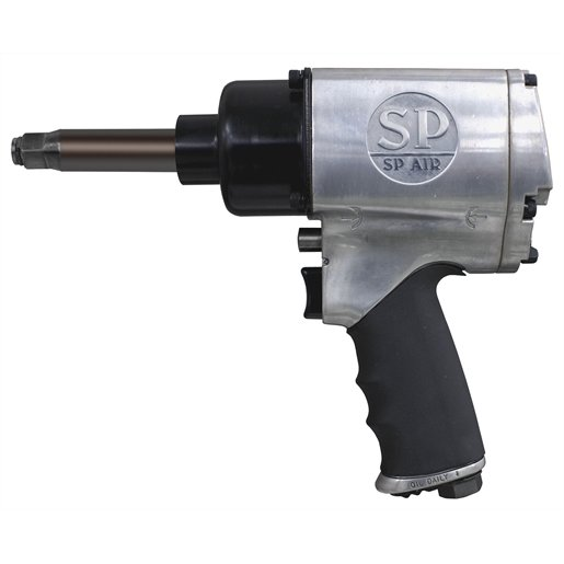 1/2 in. HD Impact Wrench w/ 2 in. Ext Anvil