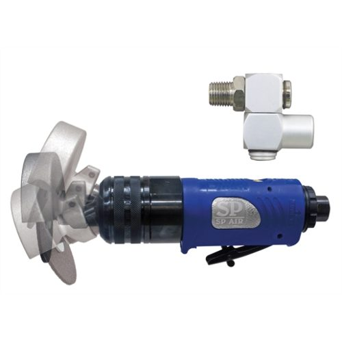 Flex Cut Off Tool with Swivel Connector
