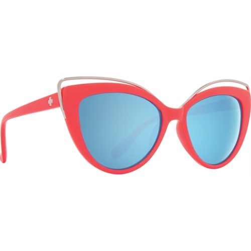 Julep Sunglasses, Coral Frame and Gray w