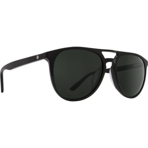 Syndicate Glasses, Black Frame w/ Happy