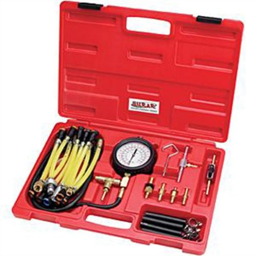 Deluxe Fuel Injection Pressure Tester Kit