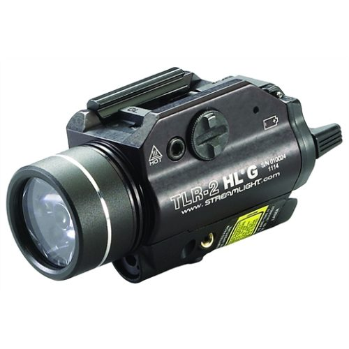 TLR-2 HL G RAIL MOUNT GREEN LASER
