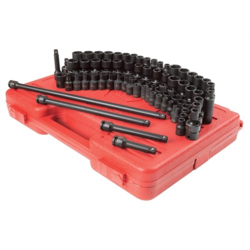 80-Piece 3/8 in. Drive Master Impact