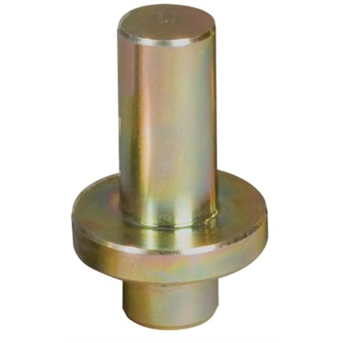 1 in. Diamater Punch w/ Zinc Plating