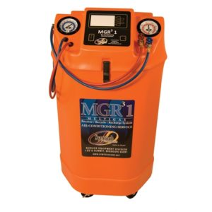 MultiRefrigerant Recover, Recycle, Recharge System