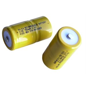 2-Pack NiCd Rechargeable Battery for TIF8800A