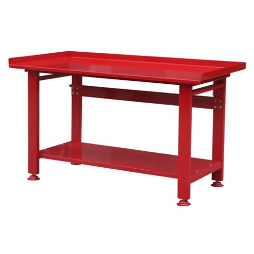 PROFESSIONAL RED WORKBENCH W/ 1,200 LB