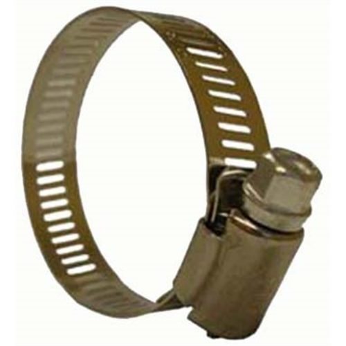 "#10 - 9/16"" to 1-1/16"" Standard Hose Clamp ( Box of 10 )"