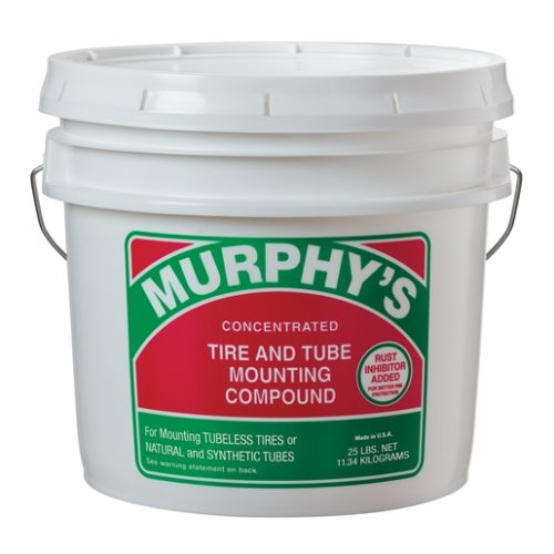 Tire And Tube Mounting Compound 25 Lb. Pail