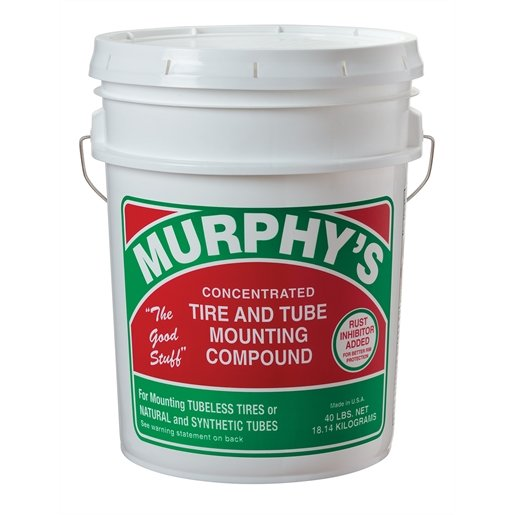 Tire And Tube Mounting Compound 40 Lb. Pail