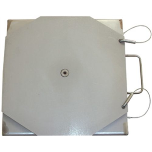 Stainless Steel Turn Plate Set Without Pointer