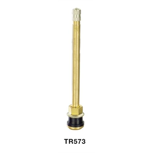 573 Brass Clamp-in Tire Valve (Case of 100)