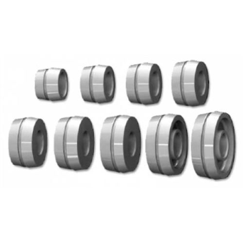 9-pc 28mm Low Taper Specialty Collet Kit